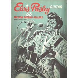 ELVIS PRRESLEY 55 MILLION RECORD SELLERS