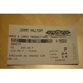 Johnny Hallyday Bercy 1992