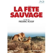 La F�te Sauvage - + 1 Livre - Blu-Ray de Fr�d�ric Rossif