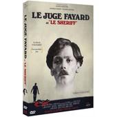 Le Juge Fayard Fayard Dit Le Sh�riff - Version Restaur�e de Yves Boisset
