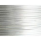 10 M�tres Fil Aluminium Argent 2mm Oasis �