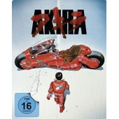 Akira (Limited Special Edition, Steelbook) de Various