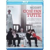 Cos� Fan Tutte de Cambreling/Fritsch/Gardina/Gatell
