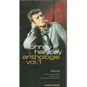 Flyer Johnny Hallyday Antholodie Vol 1