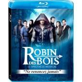 Robin Des Bois - Spectacle Bluray + Cd de M Pokora