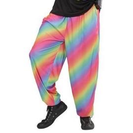 Pantalon Baggy Arc En Ciel-M/L