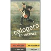 Pass Concert Calogero