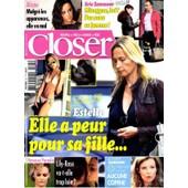 Closer N�491 : Estelle Lefebure - Alizee - Vanessa Paradis - Eric Zemmour