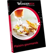 Wonderbox Plaisirs Gourmands