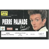 Billet Spectacle Pierre Palmade