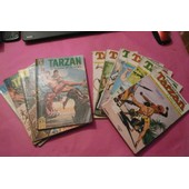 Lot De 10 Bandes Dessinees