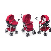 Combin� Trio Chicco Sprint Red - 0 � 4 Ans