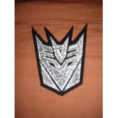 Patch Ecusson Transformers Thermocollant