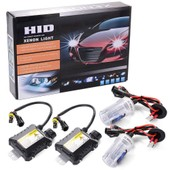 55W HID Xenon Light Headlight Lamp Lampe Conversion Kit H1 8000K Replacement Bulb MA93