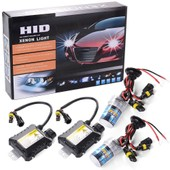 55W HID Xenon Light Headlight Lamp Lampe Conversion Kit H7 8000K Replacement Bulb MA99