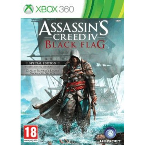 Assassin?s Creed 3 + Assassin?s Creed Liberation Remastered Xbox One