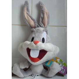 Peluche Bugs Bunny Auchan Looney Tunes (Warner Bros)