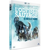 L'odyss�e Sauvage - Combo Blu-Ray + Dvd de Nicolas Vanier