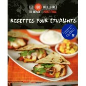 Recettes Pour �tudiants de Collectif