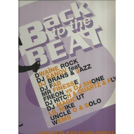 back to the beat : volume 6 : back to this, one day, prolyxxx, da funk mama, the soul station part 1, on the dance floor, electro fetich, dope cut, it's funky dope, a funky story, deglingo