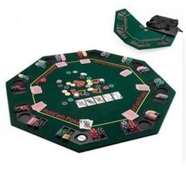 Plateau Table Poker Octogonal