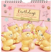 Calendrier Anniversaire Forever Friends