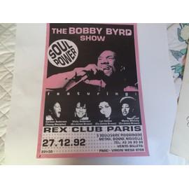 the bobby bird au rex club de paris en 1992