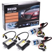 55W HID Xenon Light Headlight Lamp Lampe Conversion Kit H7 6000K Replacement Bulb MA98