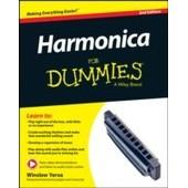 Dummies Harmonica For Dummies (M�thode En Anglais, Avec Cd) de Winslow Yerxa