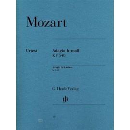 adagio h-moll KV 540 (adagio in b minor)
