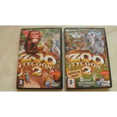 Zoo Tycoon 2 - Ensemble Complet - Pc - Cd - Win - Fran�ais - Avec Zoo Tycoon 2: Endangered Species