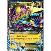 Carte Pok�mon M�ga M Elecsprint Ex - 210pv