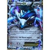 Carte Pok�mon 62/119 Dialga Ex 180 Pv Ultra Rare Xy04 Vigueur Spectrale Neuf Fr