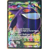 Carte Pok�mon 114/119 Ectoplasma Ex 170 Pv Ultra Rare Full Art Xy04 Neuf Fr