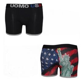 Boxer Uomo Coton
