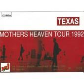 Ticket Du Concert De Texas Du 20 Mars 1992 � Dijon