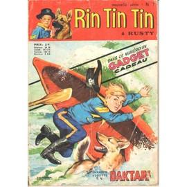 Rintintin & Rusty 1 - La Montagne Qui Tremble
