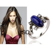 Bague Vampire Diaries Elena Gilbert Protection Soleil Taille R�glable
