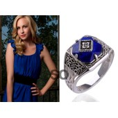Bague Vampire Diaries Caroline Protection Soleil Taille R�glable