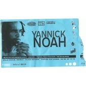 Ticket Du Concert De Yannick Noah Du 29 Novembre � Chalon Sur Sa�ne
