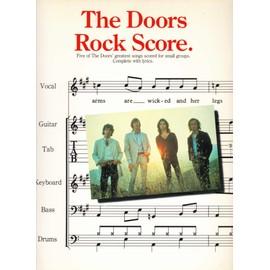 The Doors - Rock Score