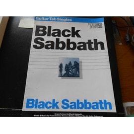 black sabbath guitar tab singles
