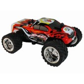 Mini Monster Truck Rc 120 Avec Telecommande 2,4ghz 8808g