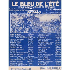 "John William, etc ""Le bleu de l'été"""