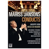 Mariss Jansons Conducts - Giuseppe Verdi: Messa Da Requiem de Jansons,Mariss/Chor Und So Des Br