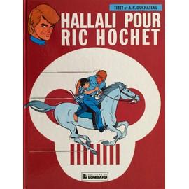 Hallali pour Ric Hochet N° 12 - une histoire du journal Tintin - Duchateau, André-Paul