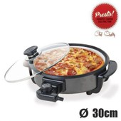 Pizza Pan Po�le �lectrique C�ramique Presto Pan 30 cm