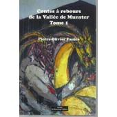 Contes � Rebours De La Vall�e De Munster de Pierre-Olivier Fanica