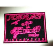 Patch Flying Ace Riden Backer
