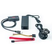 C�ble Adaptateur Convertisseur USB 3.0 Vers SATA IDE Disque Dur